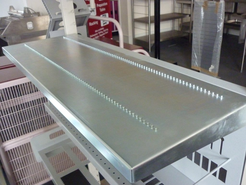 Europlacer Element Feeder Shelf 998-002