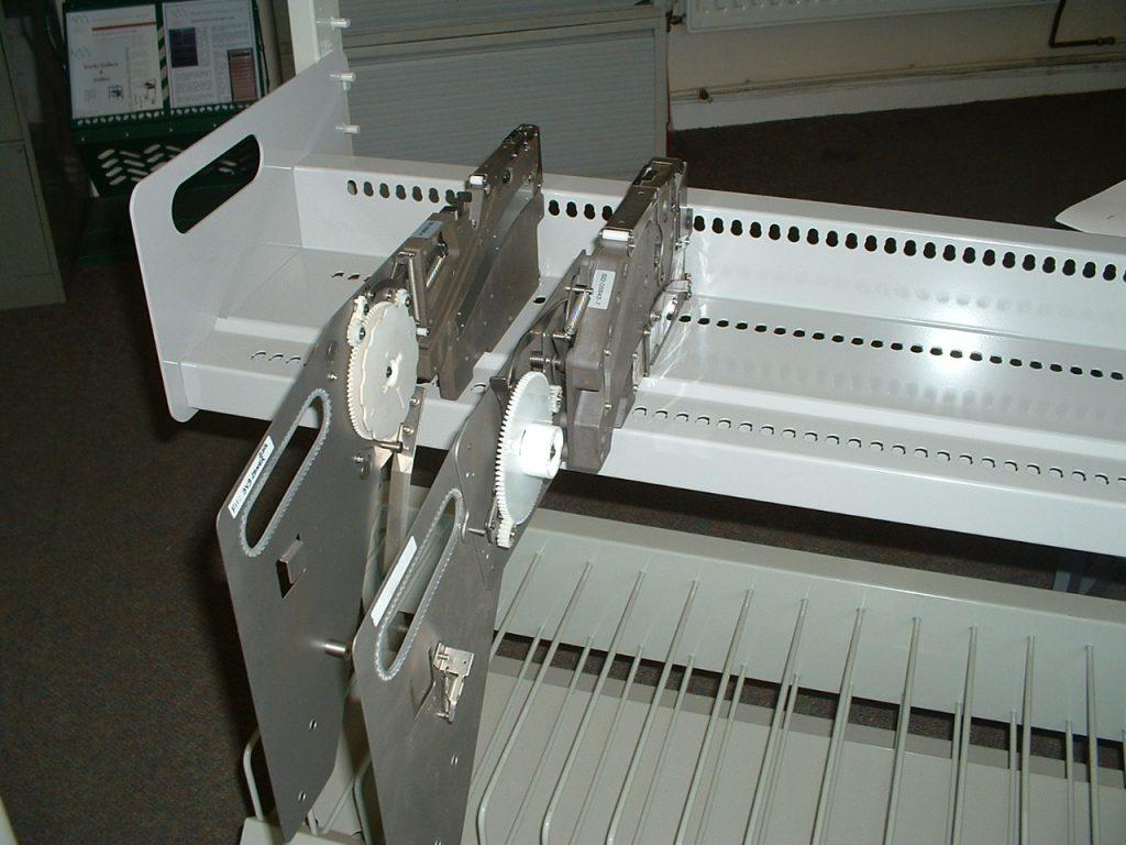 Samsung Feeder Storage Shelf 995-001