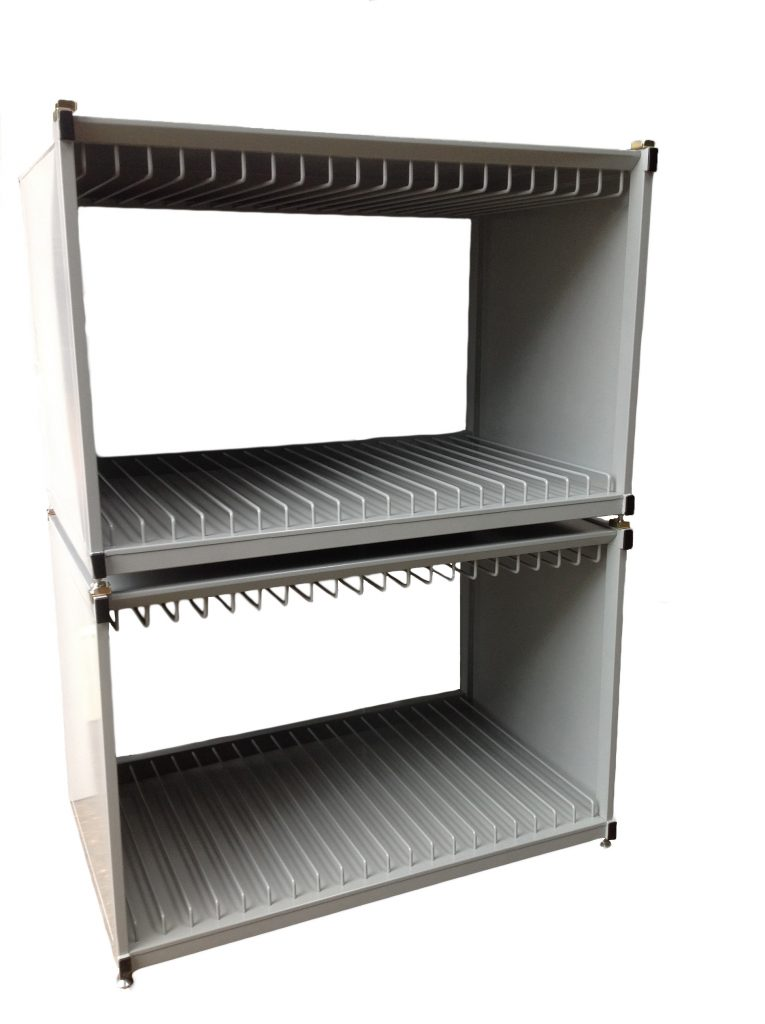Screen & Foil Storage