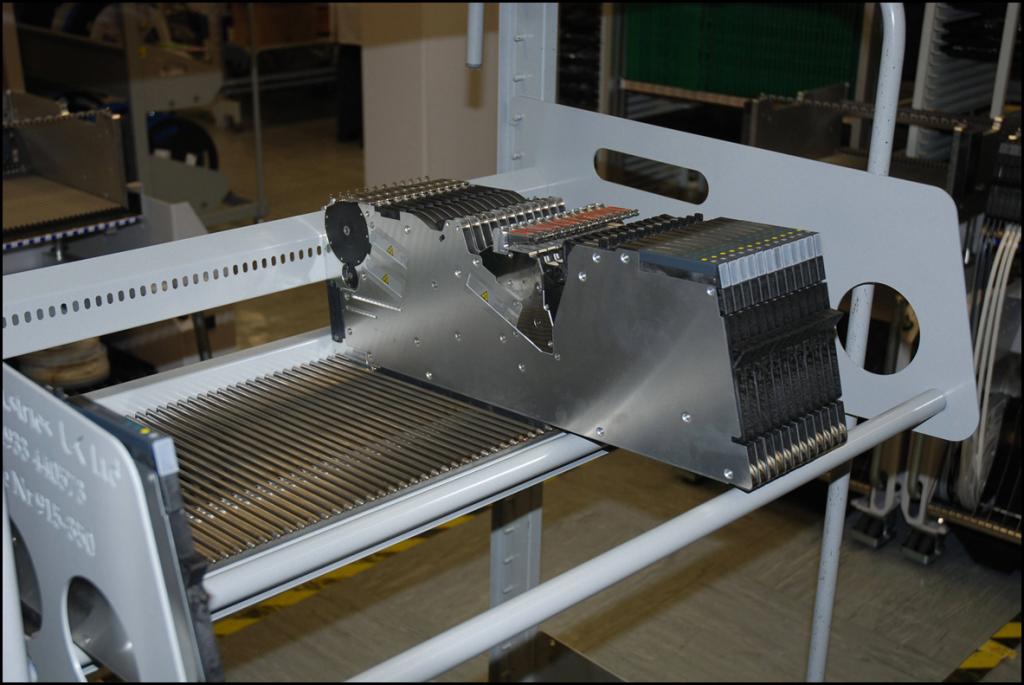 Siplace (Siemens) 'X' Feeder Shelf 915-350 & 915-370